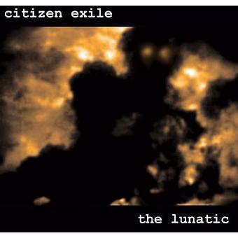 Obywatel na wygnaniu - import Lunatic USA [CD]