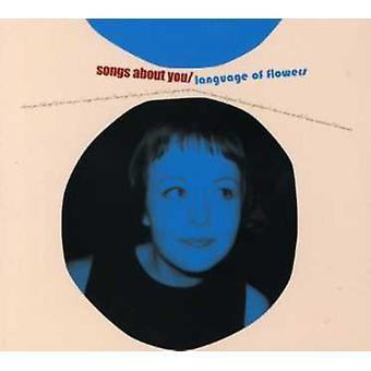 Sproget i blomster - sange om du [CD] USA import