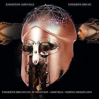 Tangerine Dream - Knights of Asheville: Live at Moogfest- [CD] USA import