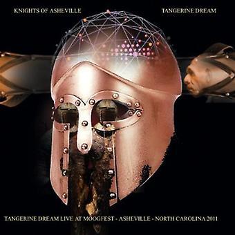Tangerine Dream - Rycerze z Asheville: Live at Moogfest-[CD] USA import