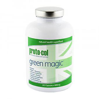 proto-col Green Magic Capsules - Superfood Supplement
