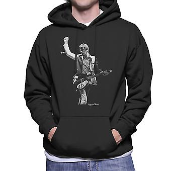 The Jam Paul Weller Manchester Apollo Men's Hooded Sweatshirt