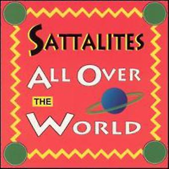 Sattalites - hele verden [CD] USA importen