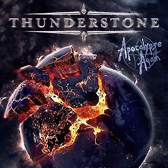 Thunderstone - Apocalypse Again [CD] USA importeren