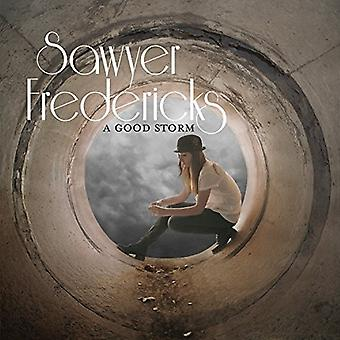 Sawyer Fredericks - buona tempesta [CD] USA importare