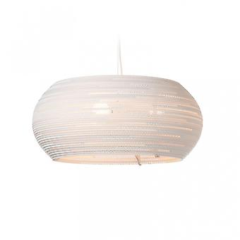 Graypants Ohio White Pendant Light 24 inch - E27