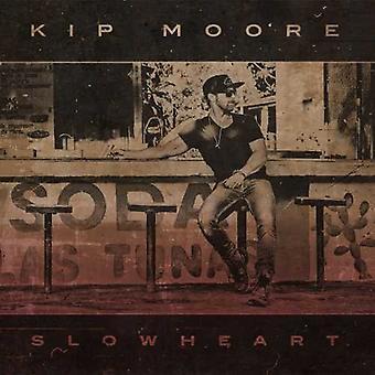Kip Moore - Slowheart [CD] USA importerer