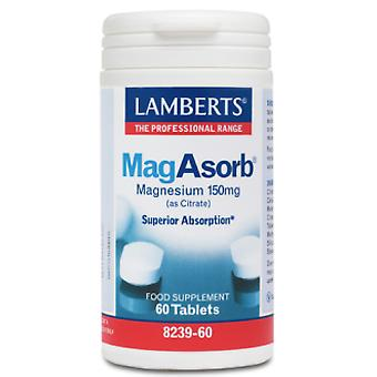 Lamberts Magasorb Tablets 150 mg (Vitamins & supplements , Minerals)