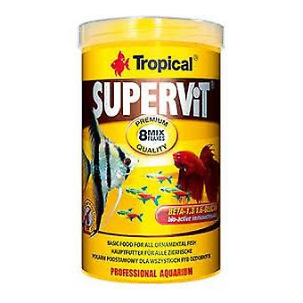 Tropical Basic Supervit 1000 Ml (Vissen , Visvoer , Warm water)