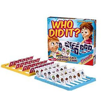 Import Game Who's Hiding (Toys , Boardgames , Family Games)