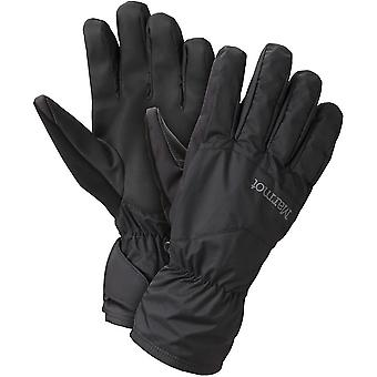 Marmot Mens PreCip Undercuff Glove Black (X-Small)