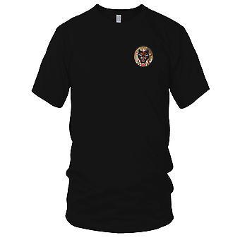 52 4MILIONÓW wietnamski Ranger Batalion MACV-SOG - kamuflaż wojny wietnamskiej naszywka - męskie T Shirt
