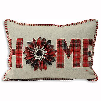 Riva Home Scottish Highlands Home Check Cushion Cover