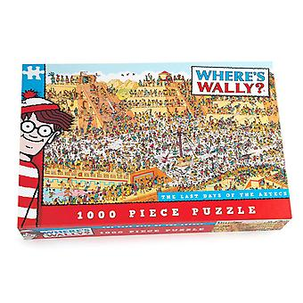 Where's Wally? - The Last Day Of The Aztecs Jigsaw Puzzle (1000 Pieces)