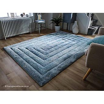 Ridge Duck Egg Rug