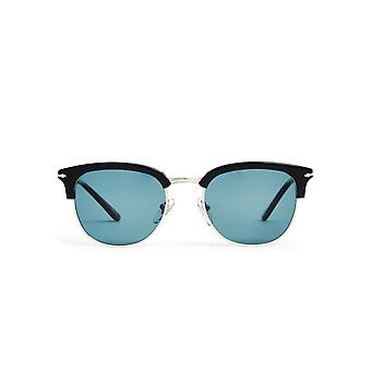 Persol Suprema Icon Sunglasses Black/Blue