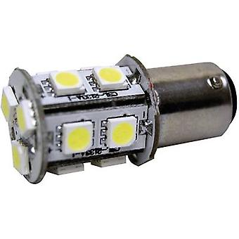 LED indicator light BA15d 12 V Eufab
