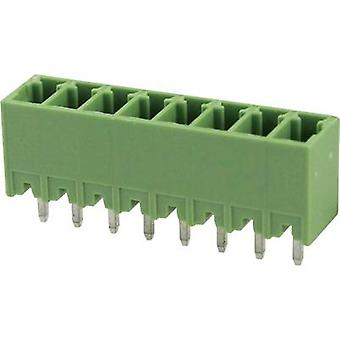 Socket enclosure - PCB Total number of pins 6 Degson 15EDGVC-3.81-06P-14-00AH Contact spacing: 3.81 mm 1 pc(s)