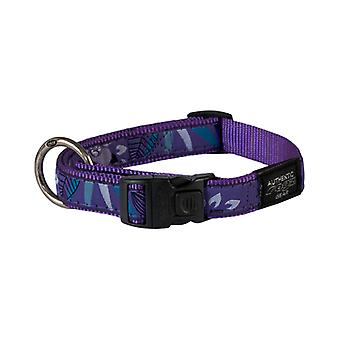 Rogz Fancy Dress Purple Forest Collar