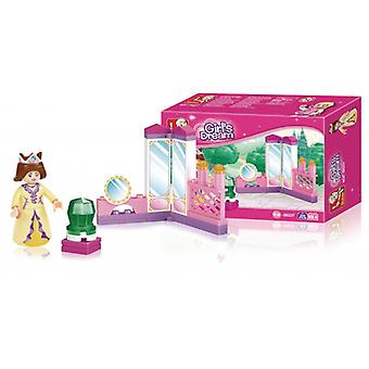 Sluban Building Blocks Girls Dream Serie Queen