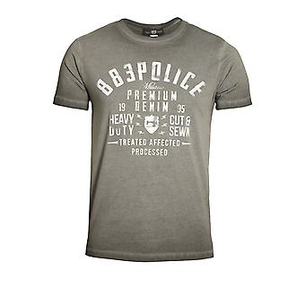 883 policía Vance T-Shirt   Gris