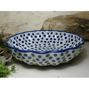 Dish, with a wavy margin, Ø 20 cm, height 5 cm, tradition 24, BSN 7903
