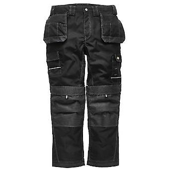 Dickies Mens Eisenhower Max Workwear Trousers Black EH30050B