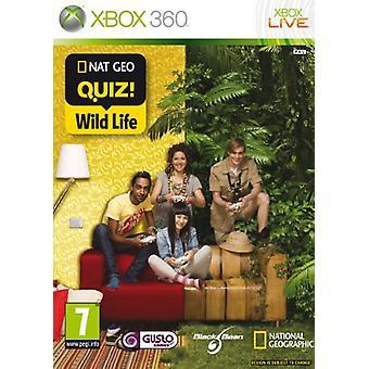 NAT Geo Quiz vilda liv (Xbox 360)