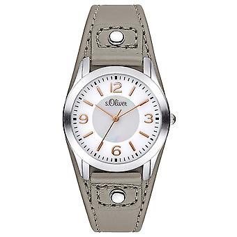 s.Oliver Женские Часы наручные часы кожа SO-3241-LQ