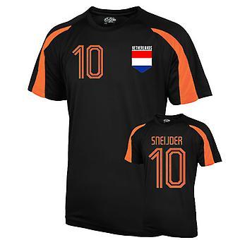 Holland Sports Training Jersey (sneijder 10)