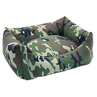 Yagu Gulliver Camouflage Cot T-2 (Dogs , Bedding , Beds)
