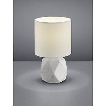 トリオ照明パイク現代具体的な一見具体的なテーブル ランプ