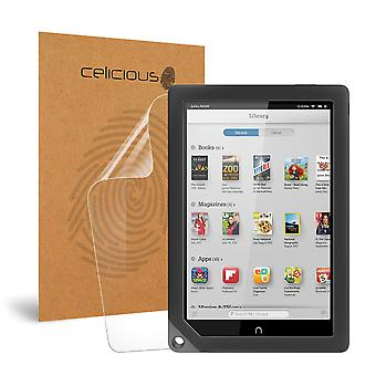 Celicious Impact Anti-Shock Shatterproof Screen Protector Film Compatible with Barnes&Noble Nook HD+