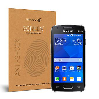 Celicious Impact Anti-Shock Shatterproof Screen Protector Film Compatible with Samsung Galaxy V