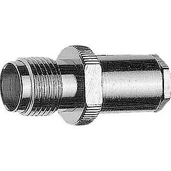 TNC connector Socket, straight 50 Ω Telegärtner J01011A0014 1 pc(s)