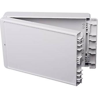 Bopla Bocube B 261706 ABS-7035 Wall-mount enclosure, Build-in casing 170 x 271 x 60 Acrylonitrile butadiene styrene Light grey (RAL 7035) 1 pc(s)