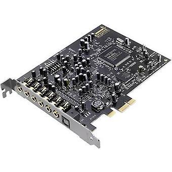 7.1 de sonido tarjeta, salida Digital de sonido Blaster SoundBlaster Audigy RX PCIe x1 interno, auriculares externos