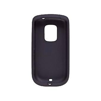 Funda de Gel de silicona para PCD ADR6200, HTC Hero (CDMA) - negro