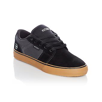 Etnies Black-Dark Grey-Gum HO17 Barge LS Shoe