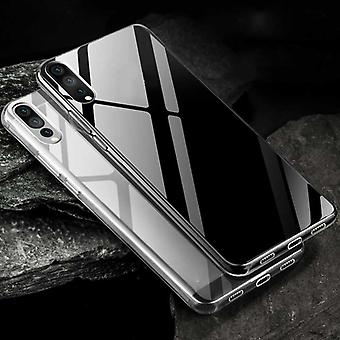 Silikoncase transparent 0.3 mm ultra thin case for Huawei mate 9 Pro pouch case