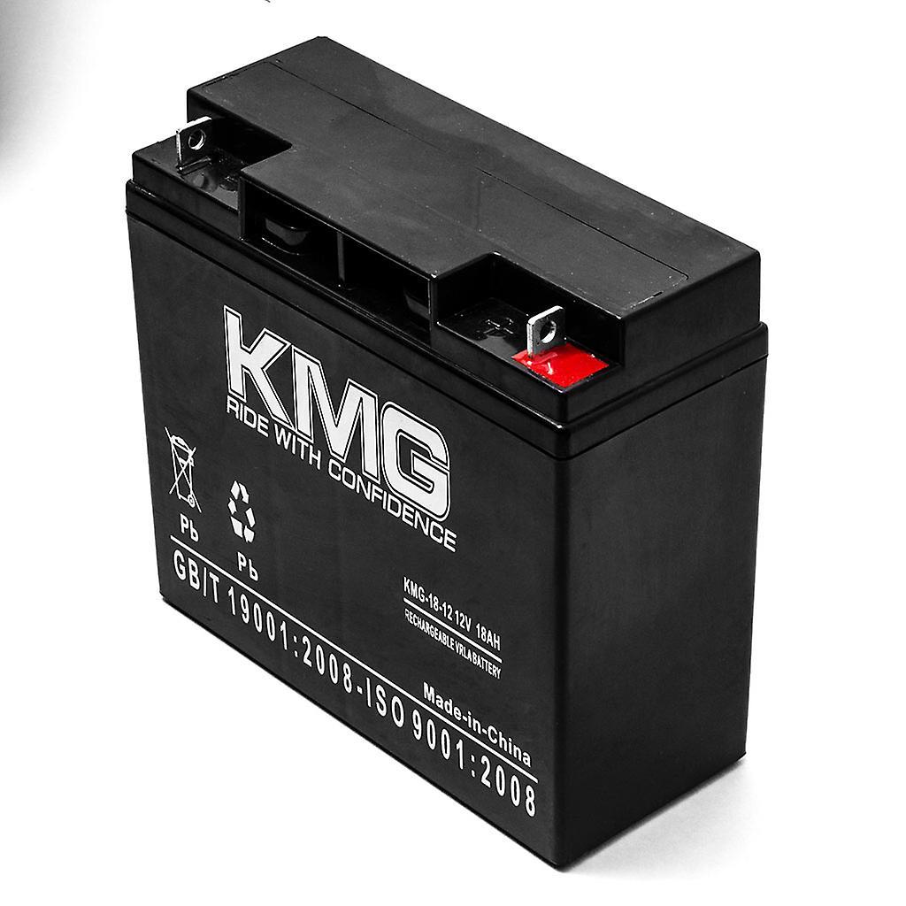 KMG 12V 18Ah Replacement Battery for High Lites 12HD13 12NX16 12NX20 12RL16