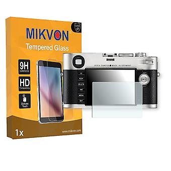 Leica M Screen Protector - Mikvon flexible Tempered Glass 9H (Retail Package with accessories)