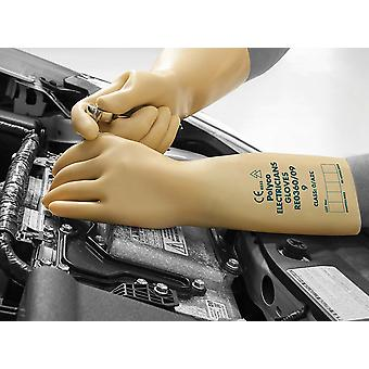 Polyco RE0360/09 Electricians Class 0 Latex Insulating Gloves Size 9
