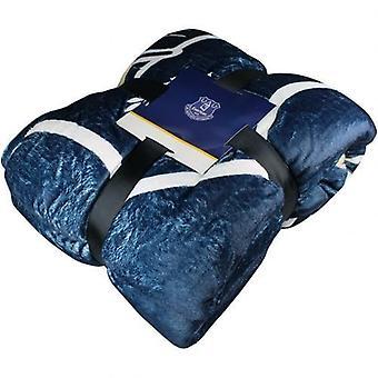 Everton Sherpa Fleece Blanket