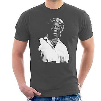 Nina Simone At The Royal Albert Hall 1998 Men's T-Shirt