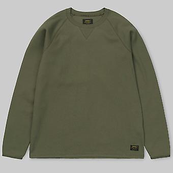 Carhartt WIP L/S Leeward T-Shirt Rover Green
