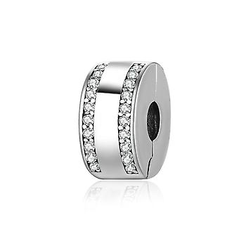 Clip in argento Sterling Classic