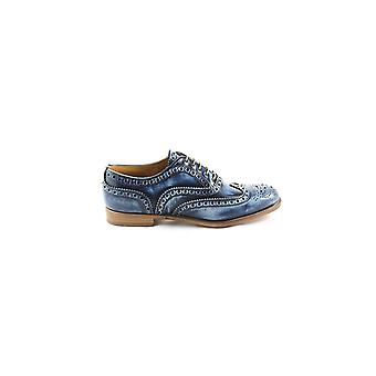 CHURCH'S BURWOOD 3W BLUE LACE UP