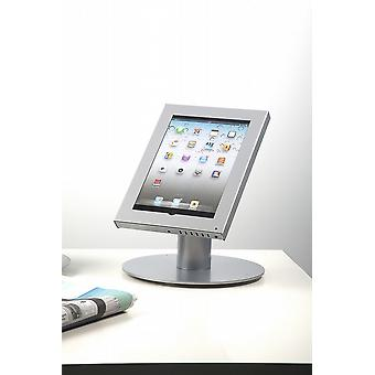 Odyssey iPad stand silver - table model - Suitable for iPad AIR, iPad 2-4 and many 9.7 inch tablets