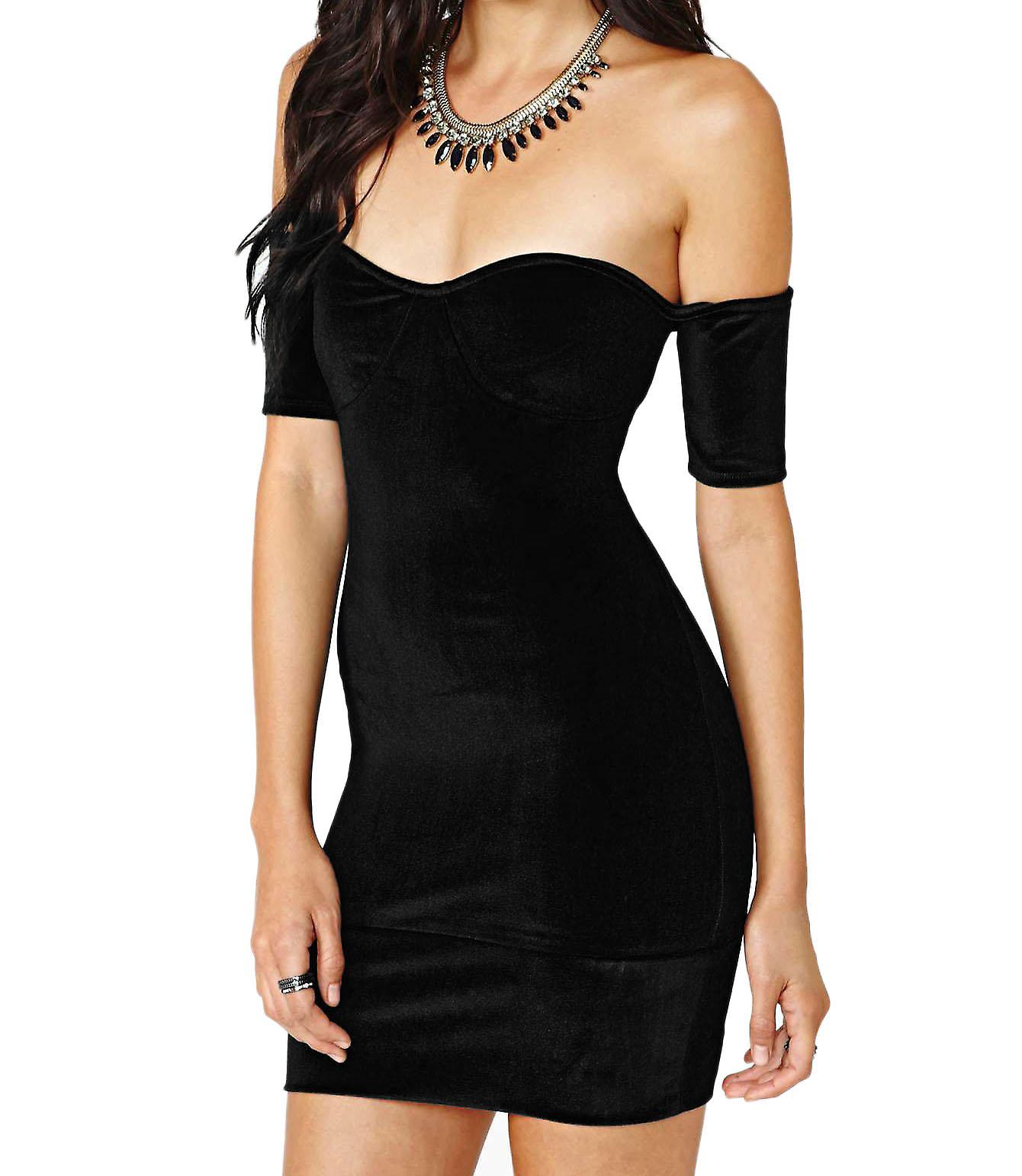 Waooh - Fashion - Dress velvet